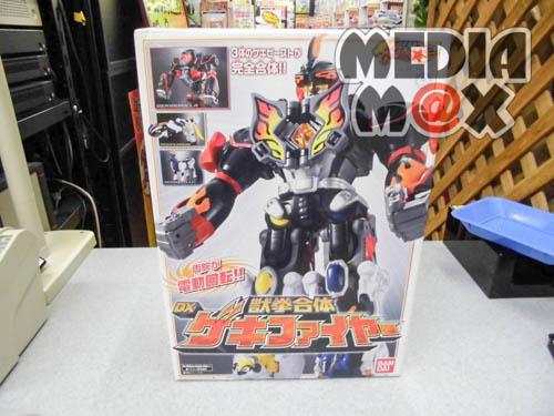 獣拳戦隊ゲキレンジャー 獣拳合体 DXゲキファイヤー