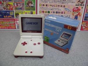 ゲームボーイアドバンスSP ファミコン